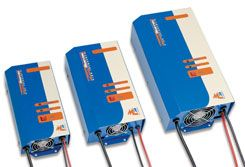 Power Switch accu laders E-motion IDTechnology